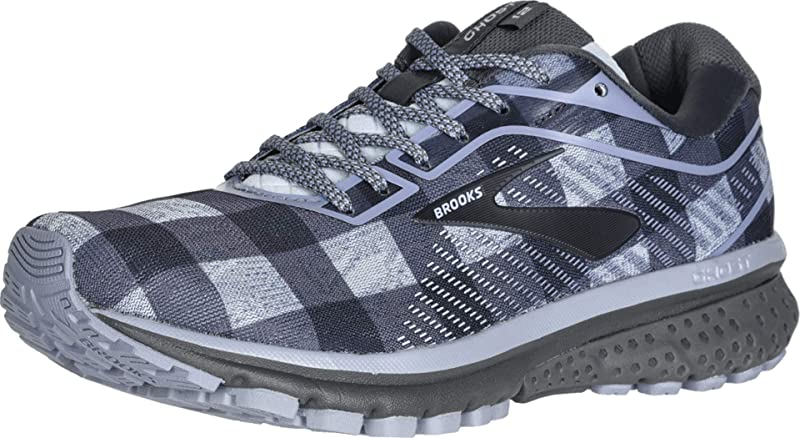 Brooks Ghost 12 Laufschuhe Damen Kentucky Blau Grau