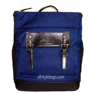 Amazon.com: Color Block lona Tablet Laptop Bolso De Escuela ...