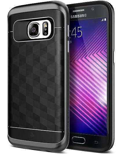 pretty nice a8094 15780 Caseology [Parallax Series] Galaxy S7 Case - [Award Winning Design] - Black