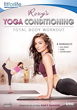 Amazon.com: Roxys Yoga Conditioning Total Body Workout ...