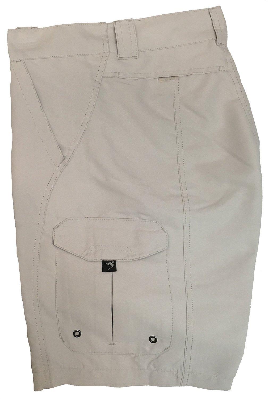 Bimini Bay Outfitters Men's Marquesa Short Stone 34 by Bimini Bay Outfitters