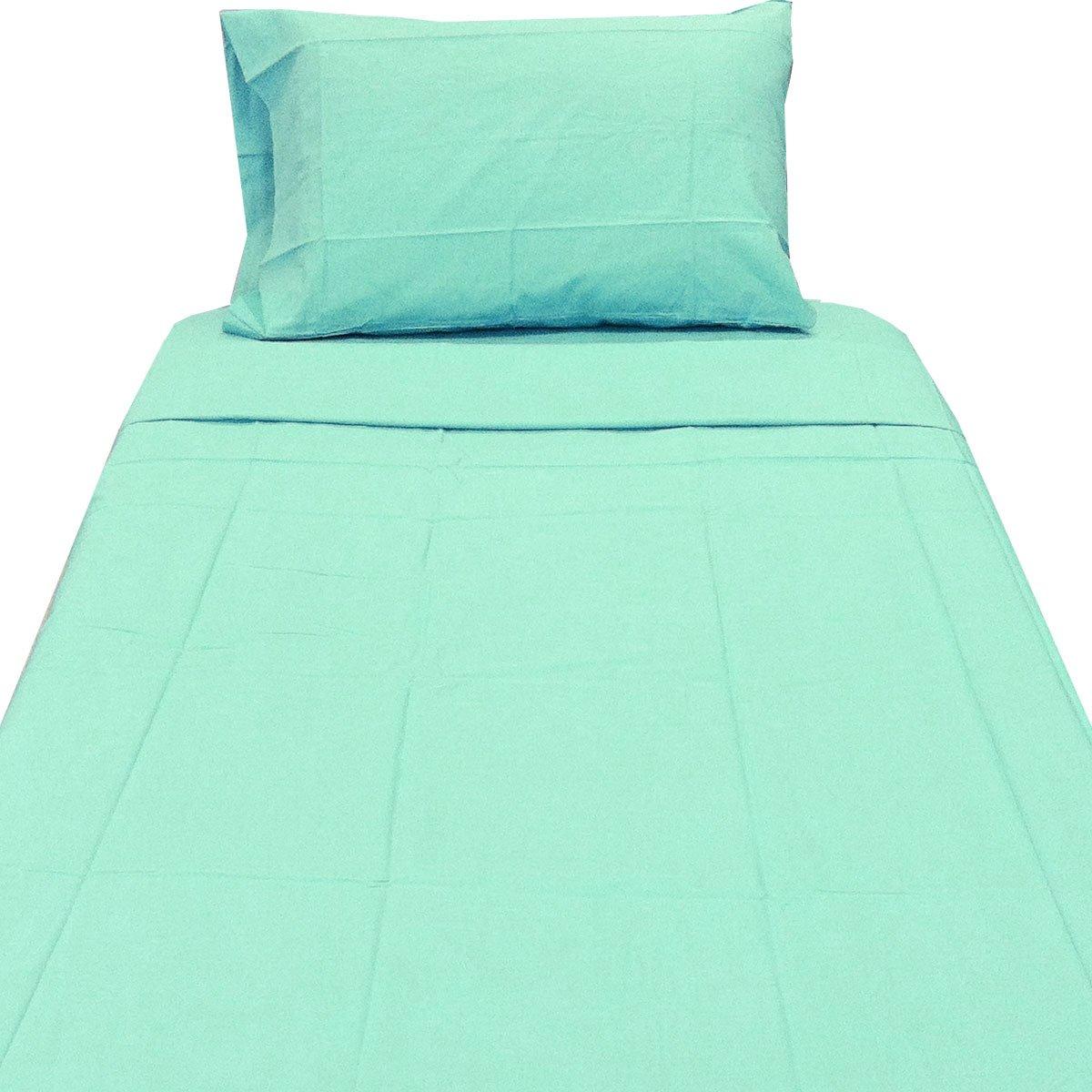 Light blue bedding - Amazon Com Light Turquoise Full Sheet Set Blue Bedding Home Kitchen