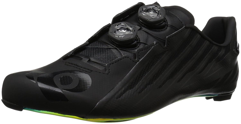 Pearl iZUMi Men's Pro Leader v4 Cycling Shoe B072JGZL1Y 47.0 M EU (12.4 US)|Black/Black