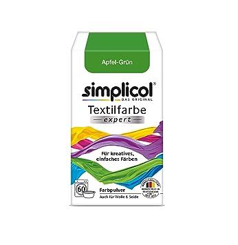 simplicol Textilfarbe expert für kreatives, einfaches Färben, Apfel ...