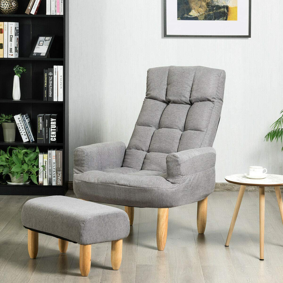Giantex Folding Lazy most comfortable Reading chair