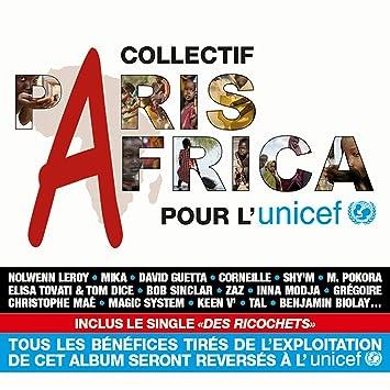 gratuitement paris africa des ricochets