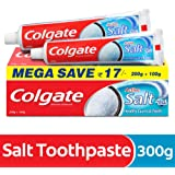 Colgate Toothpaste Active Salt - 300 g (Natural - Saver Pack)