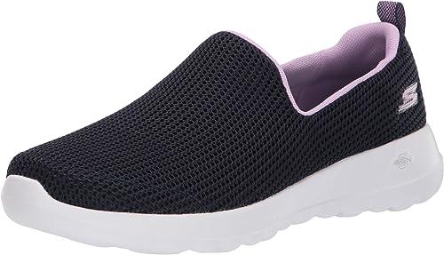 Skechers Go Walk Joy Centerpiece 15637, Zapatillas sin Cordones para Mujer