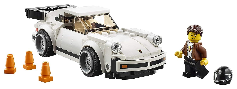 180 Pieces LEGO Speed Champions 1974 Porsche 911 Turbo 3.0 75895 Building Kit