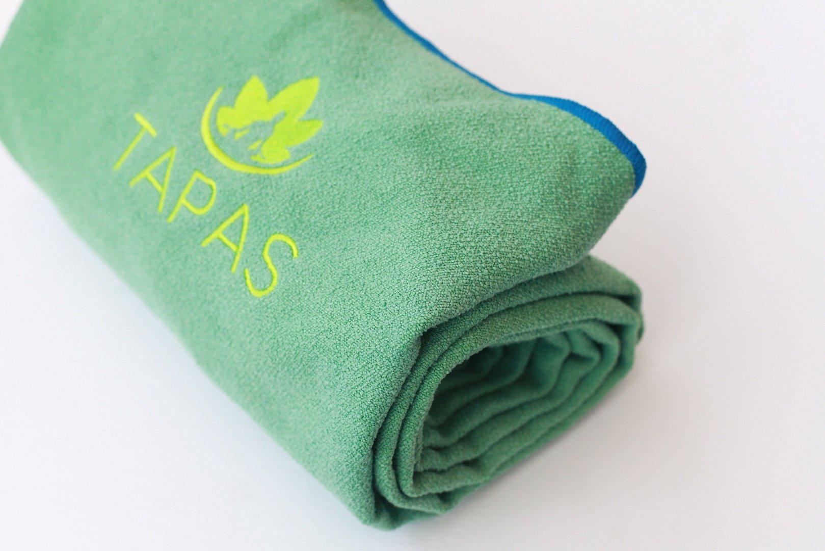 Yoga Tapas Towels (Spring Green)
