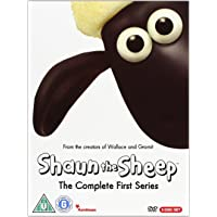 Shaun The Sheep Complete First Series [Edizione: Regno Unito] [Edizione: Regno Unito]