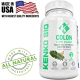Premium Colon Cleanse and Detox 14-Day Dietary Supplement Promote Weight Loss & Remove Toxins, 100% Natural & Healthy Ingredients, Advanced & Safe Formula, Perfect For Men & Women 28 Capsules