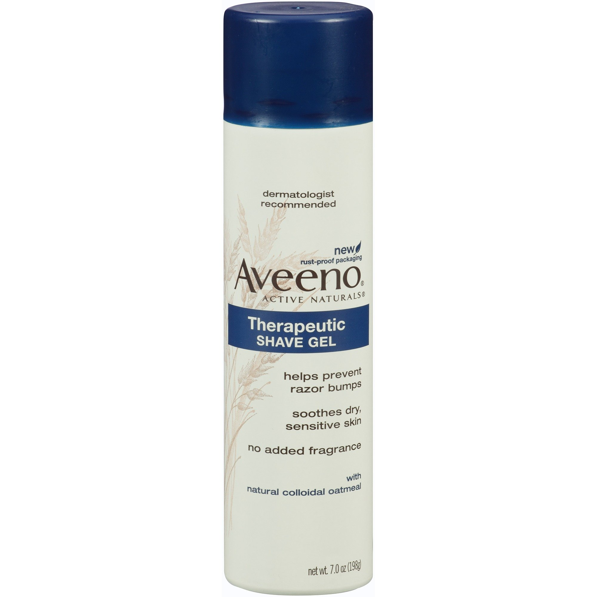 Aveeno Therapeutic Shave Gel, 7 Ounce (Pack Of 3) by Aveeno