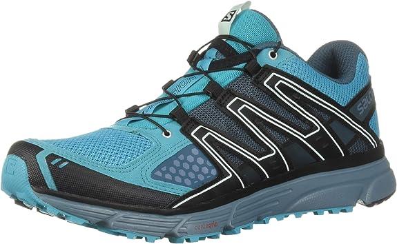 Salomon X-Mission 3 W, Zapatillas de Trail Running para Mujer: Amazon.es: Zapatos y complementos