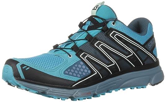 Salomon X-Mission 3 W, Zapatillas de Running para Mujer: Amazon.es: Zapatos y complementos