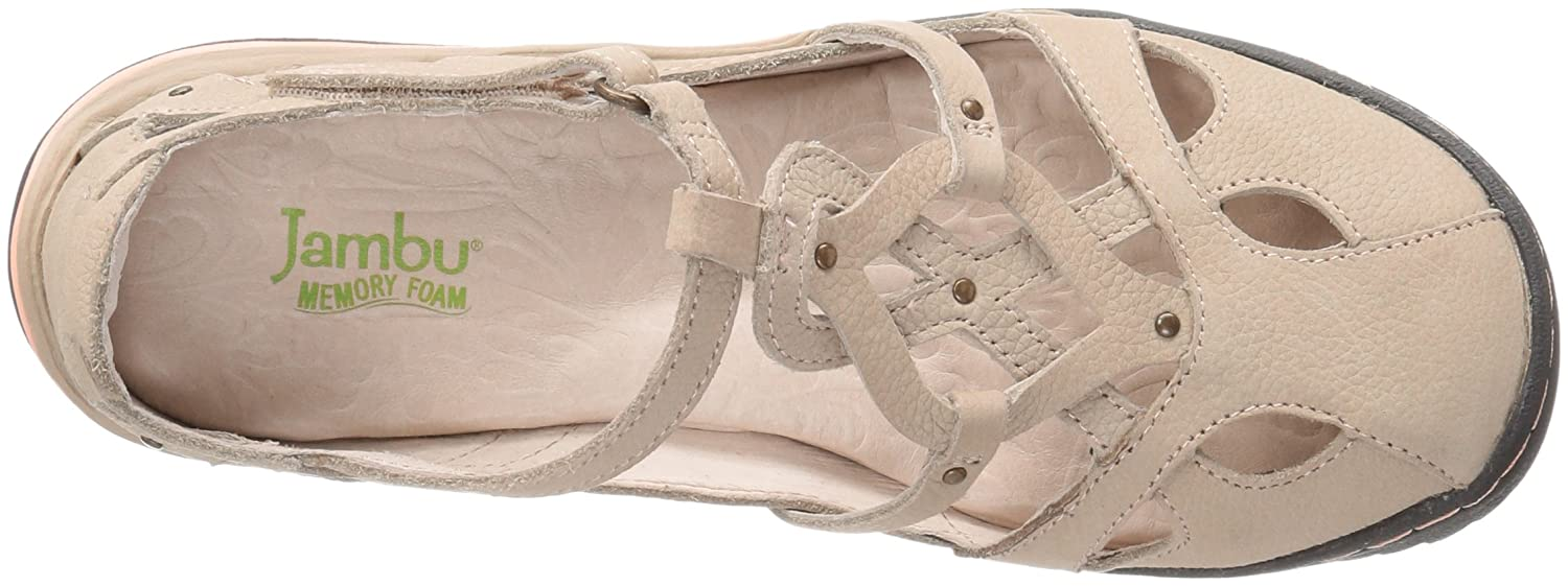 Jambu 9 Women's Spain Flat B01IDT8Y2U 9 Jambu B(M) US|Taupe 6be610