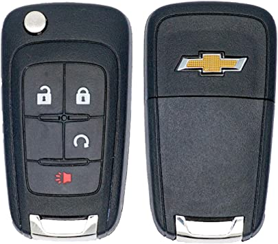 20835404 Chevy Factory Oem Key Fob Keyless Entry Car Remote Alarm Replace Keyless Entry Systems Amazon Canada