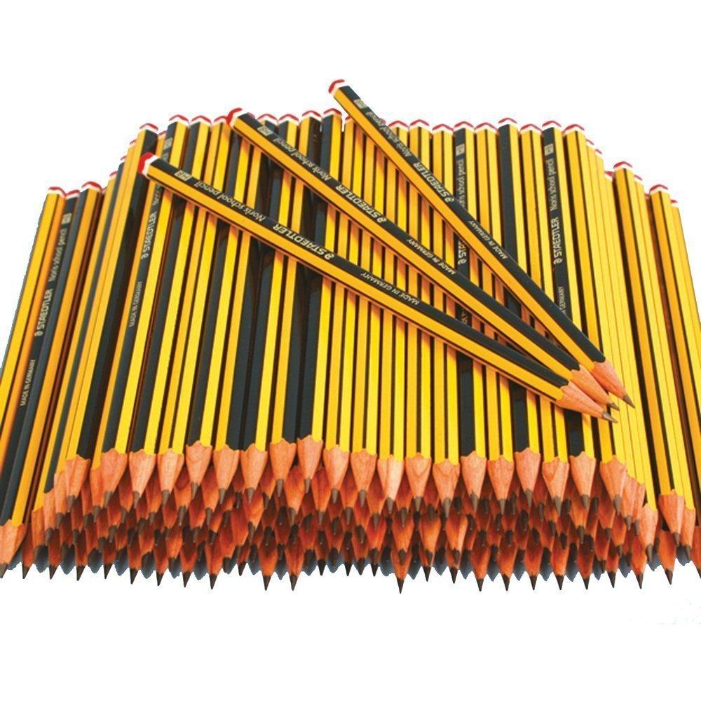 Crayons /à papier Staedtler Noris HB pour l/'/école lot de 2 bo/îtes de 36 crayons 72 crayons au total
