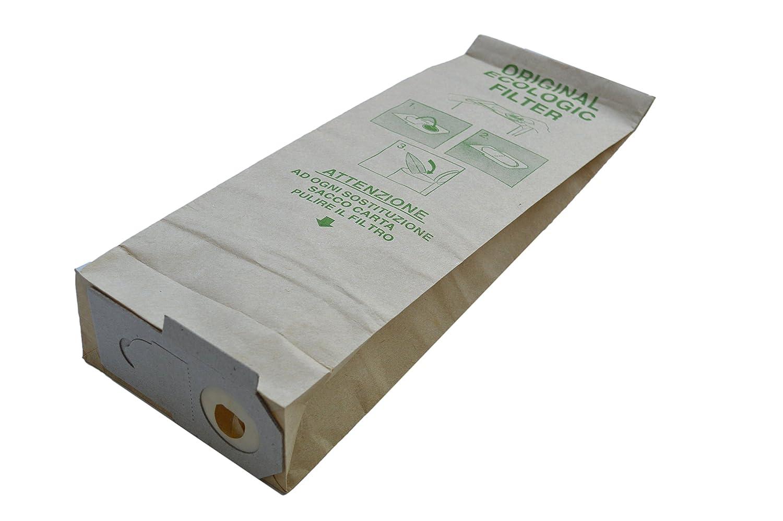 Acquisto Aspirapolvere Service SUPERTEN Super T L6, Carta, Marrone, 35x25x8 cm, 10 unità Prezzo offerta