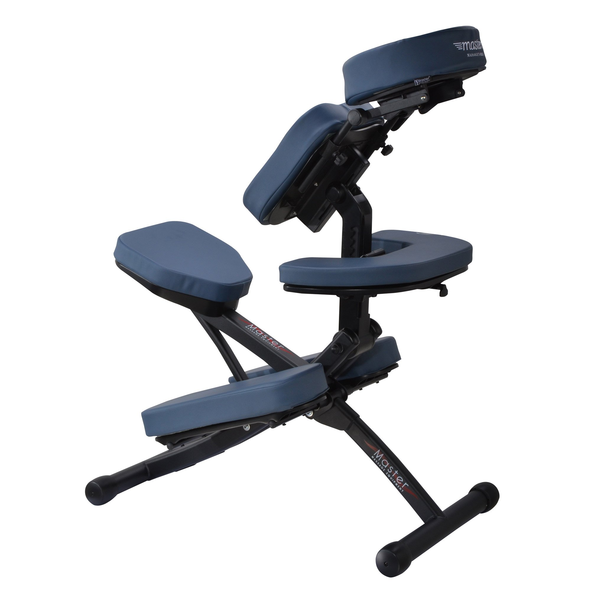 Master Massage Rio Portable Massage Chair - Royal Blue by Master Massage (Image #5)