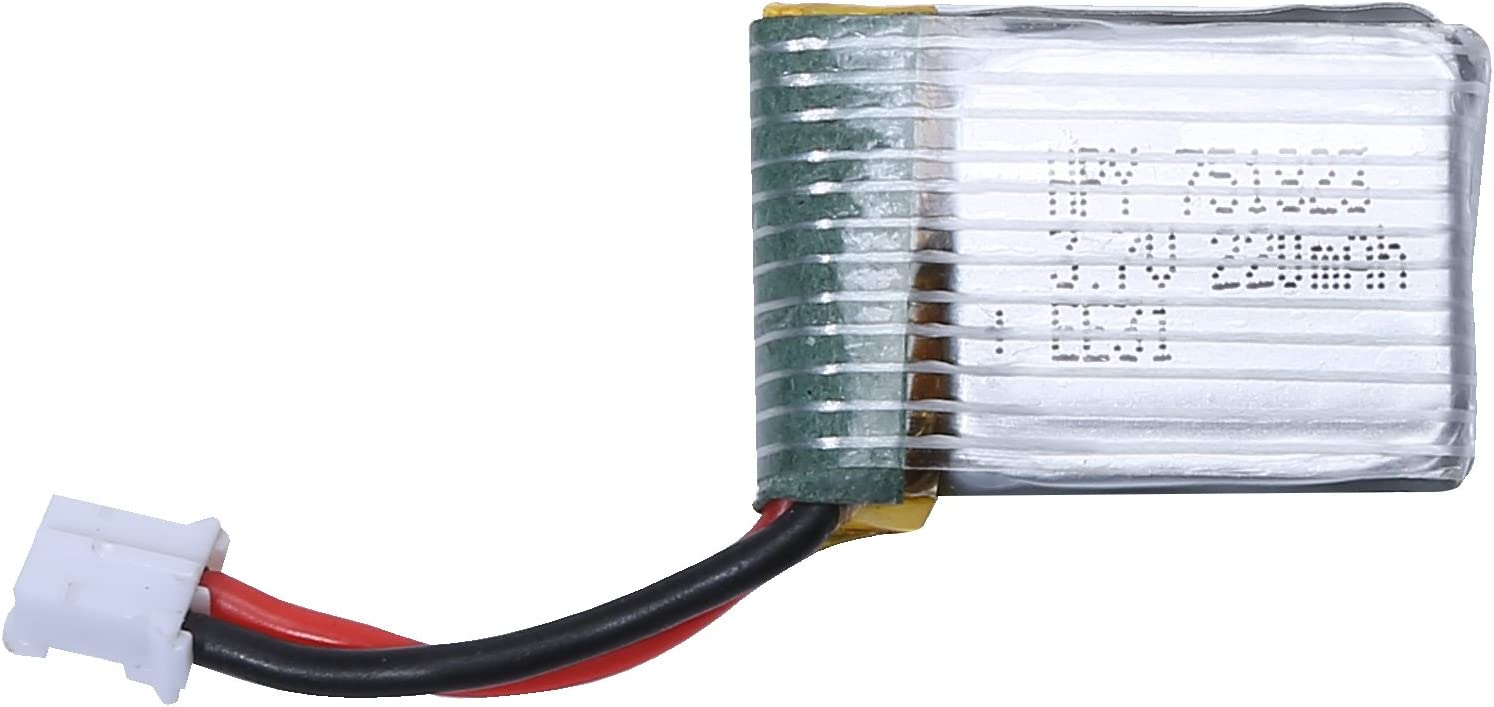 Bateria Lipo 3.7v 220 mAh para  HS210 RC