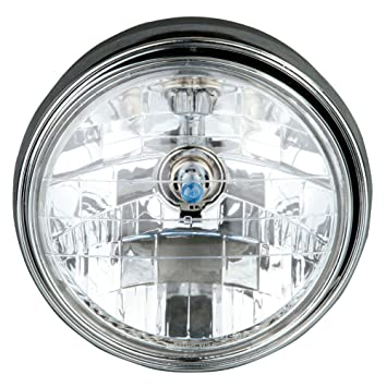 CB400N-Style Scheinwerfer e-gepr/üft