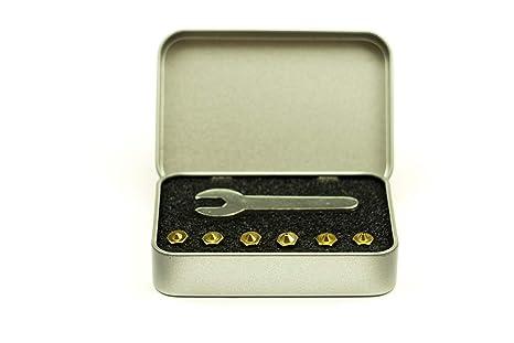 Boquilla V6 multipack 1,75 mm, boquillas de repuesto para ...