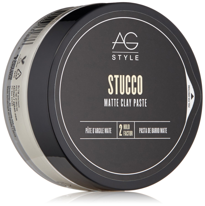 AG Hair Style Stucco Matte Clay Paste, 2.5 Fl Oz