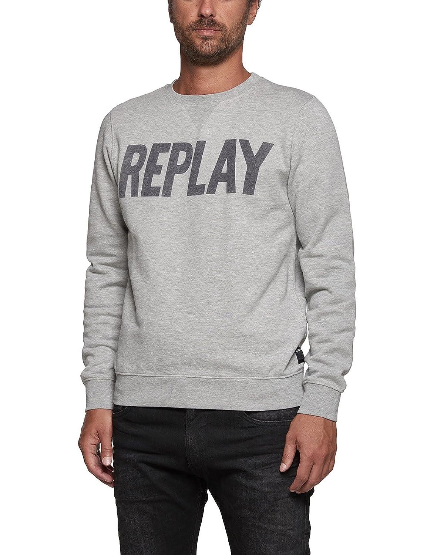 Replay Herren Sweatshirt M3290 .000.21842
