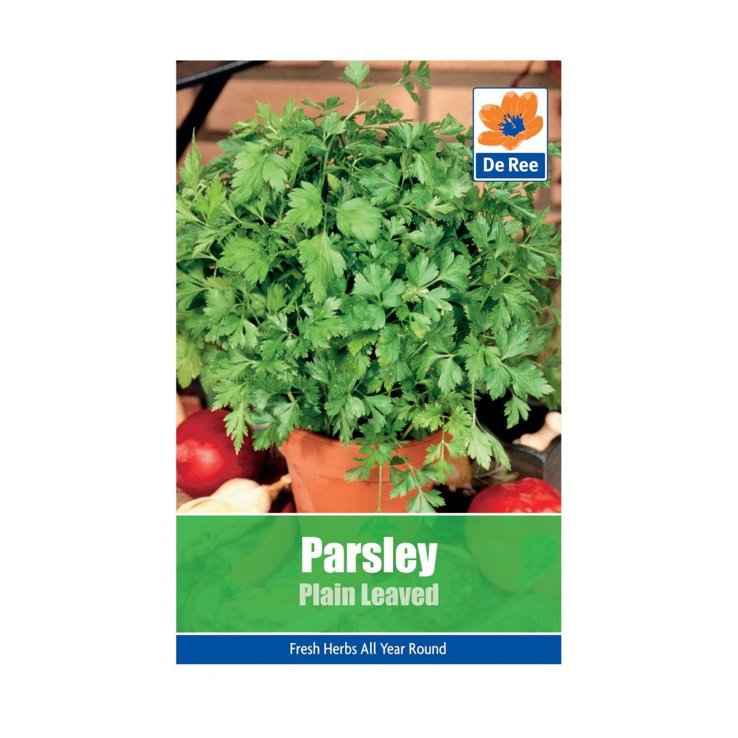 Parsley Plain Leaved Seeds Bulbs and Seeds Direct