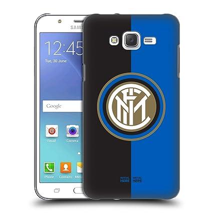 Amazon.com: Custom Customized Personalized Inter Milan Black ...
