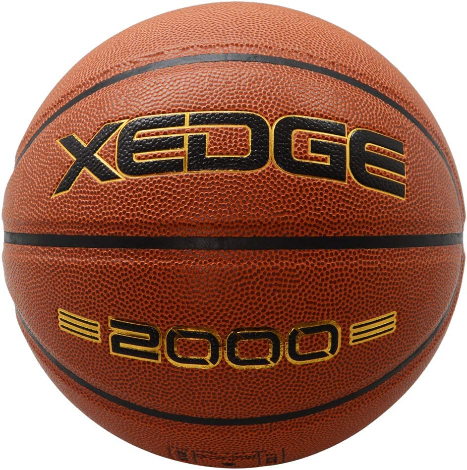 XEDGE Basketballs 29.5 inches Basketball Official Size for Indoor Outdoor Play (Red, Size 7) : Sports & Outdoors