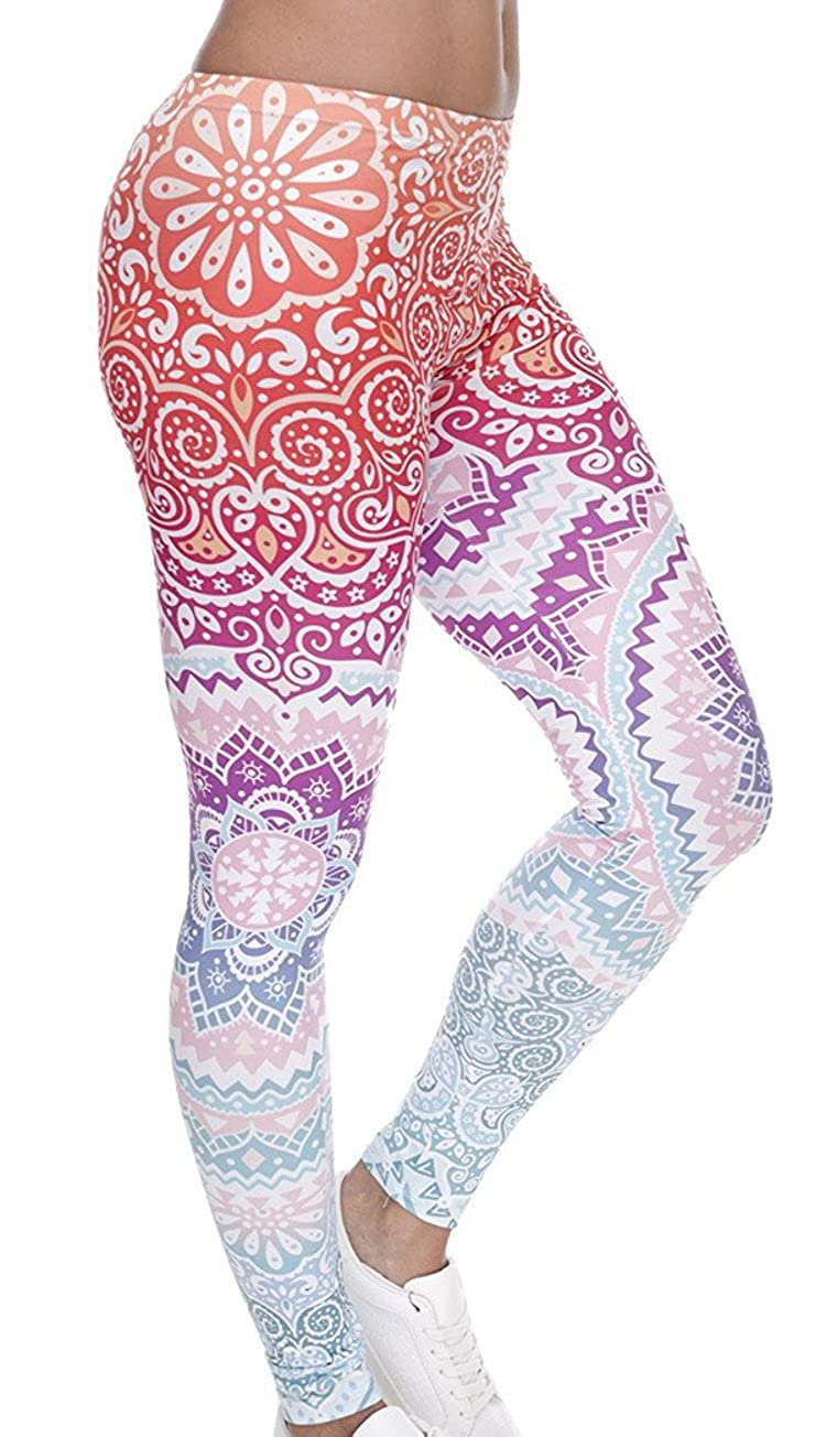 d279e29c42bc5 95% polyester, 5% spandex. Super Soft, Light, and Comfortable Leggings.  Easy to dress up or down! Buttery smooth and soft fabric quality.