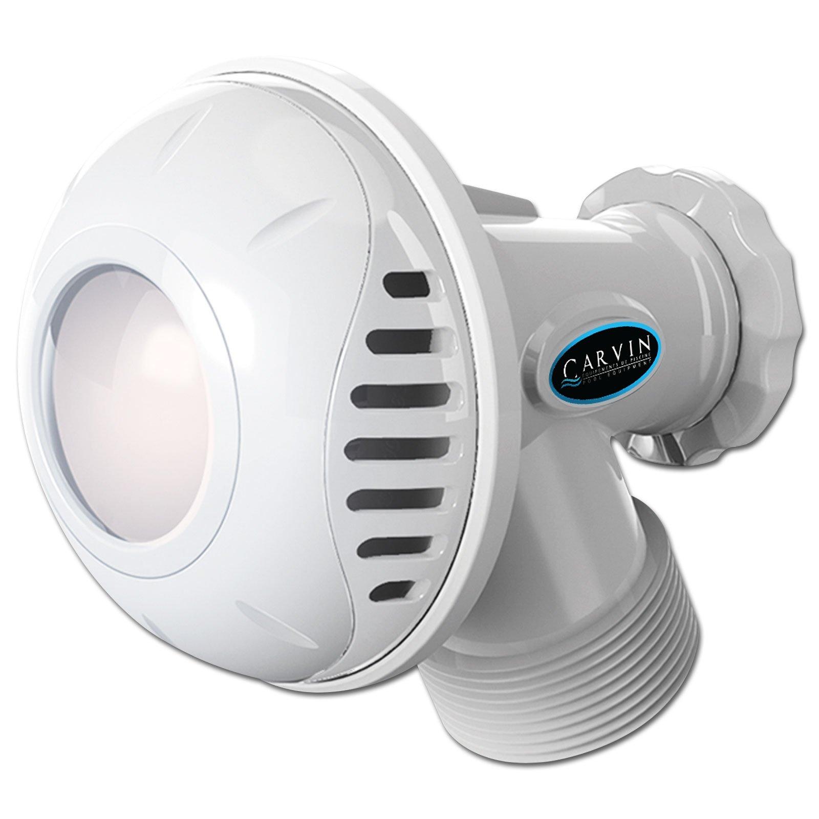 Carvin StarWhite LED Underwater Above Ground Swimming Pool Return Light - 94132950