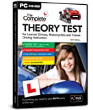 The Complete Theory Test for Learner Drivers, Motorcyclists and Trainee Driving Instructors (PC)