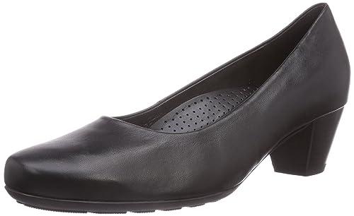 ec95f2bc3c9cf2 Gabor Damen Comfort Fashion Pumps Schwarz  Amazon.de  Schuhe ...
