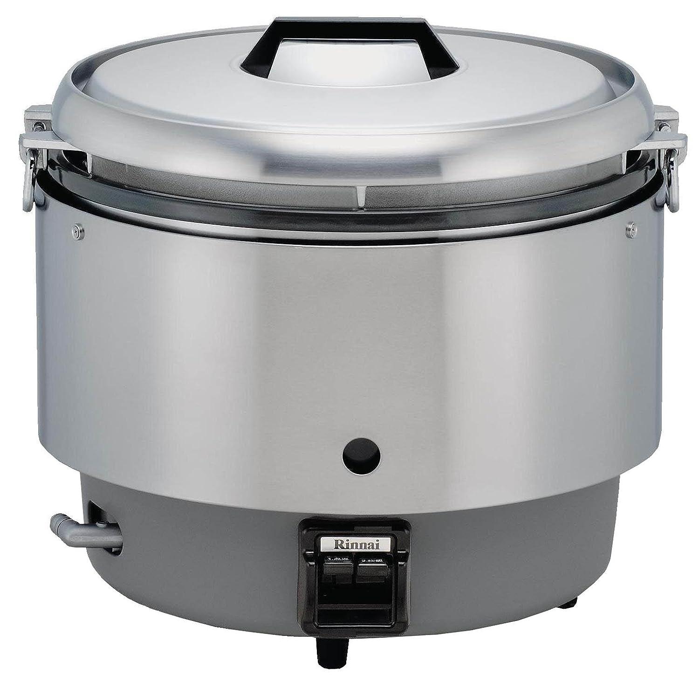 B0055Q275A リンナイ 3升用 【普及タイプ】 ゴム管接続/直径13mm 業務用ガス炊飯器(都市ガス12A13A用)   RR-30S2-13A