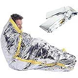 HeroNeo® Reusable Emergency Waterproof Survival Silver Foil Camping Sleeping Bag