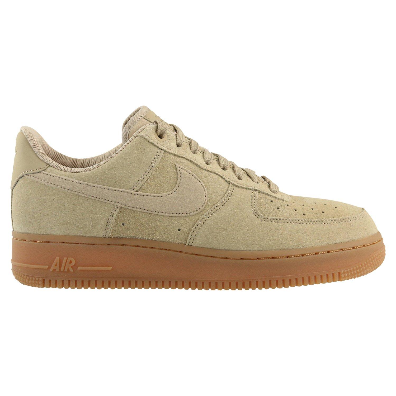 95c0338e5eb Galleon - NIKE Air Force 1  07 LV8 Suede Men s Basketball Shoes Mushroom  Mushroom Aa1117-200 (11.5 D(M) US)