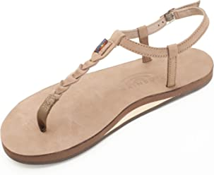e5e547124068 Rainbow Sandals Women s Single Layer Premier Leather T-Street