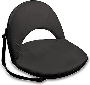 ONIVA - a Picnic Time Brand Oniva Portable Reclining Seat, Black