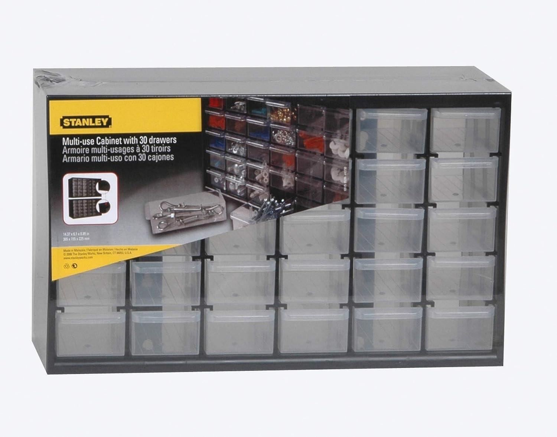 STANLEY 1-93-980 - Caja de Almacenamiento para Piezas pequeñas con ...