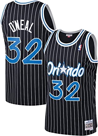 Mitchell & Ness Shaquille O'Neal Orlando Magic Big and Tall Replica Jersey