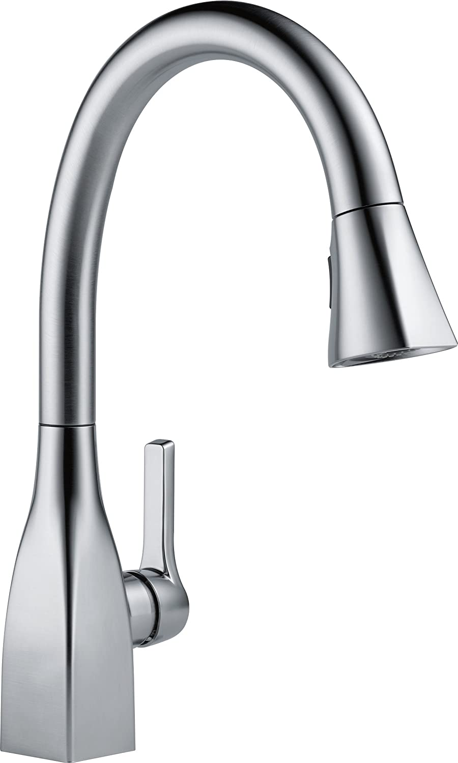 Amazon.com: Delta Faucet 9183-AR-DST Mateo Single Handle Pull-Down ...