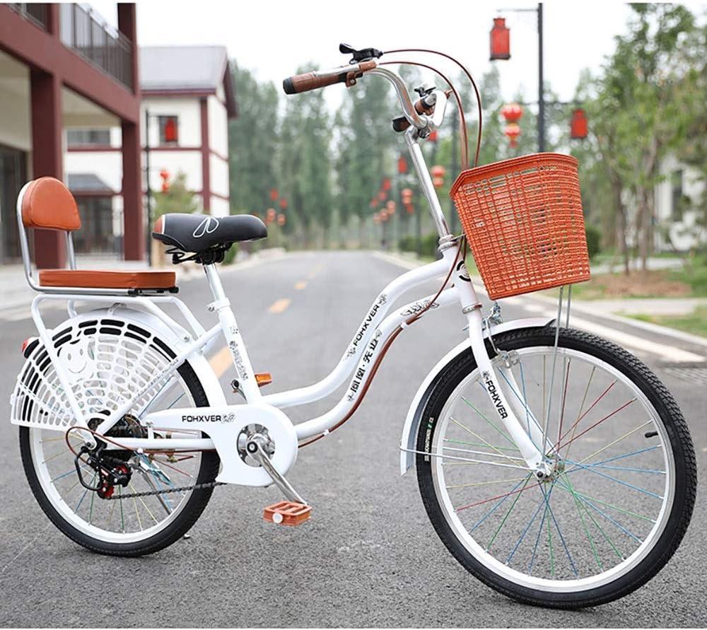 MLSH Bicicletas for Exteriores de la Ciudad, 20 ″ 22 ″ 24 ...