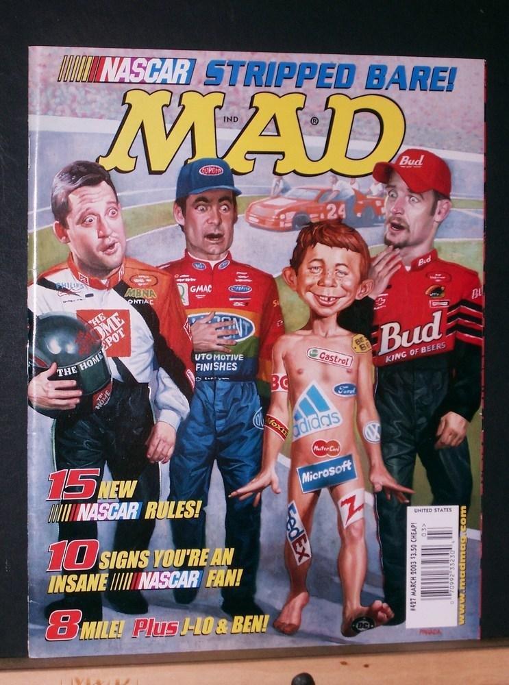 Download Mad Magazine #427 pdf epub