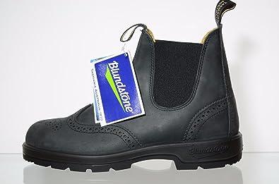 et Homme Sacs Blundstone 41 BLUNDSTONE 1472 Noir Chaussures TxYgpqO
