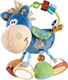 Playgro Clip Clop Activity rattle for newborn, infant, toddler, children 0101145107, Playgro is Encouraging Imagination…
