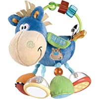 Playgro Clip Clop Activity Rattle Toy, Multi,