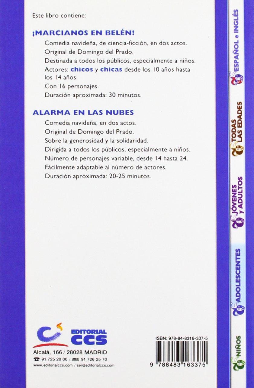 Marcianos a Belén! - 1ª edición. (Spanish Edition): Domingo ...